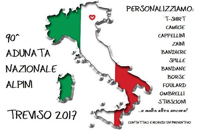 Alpini 2017 Treviso